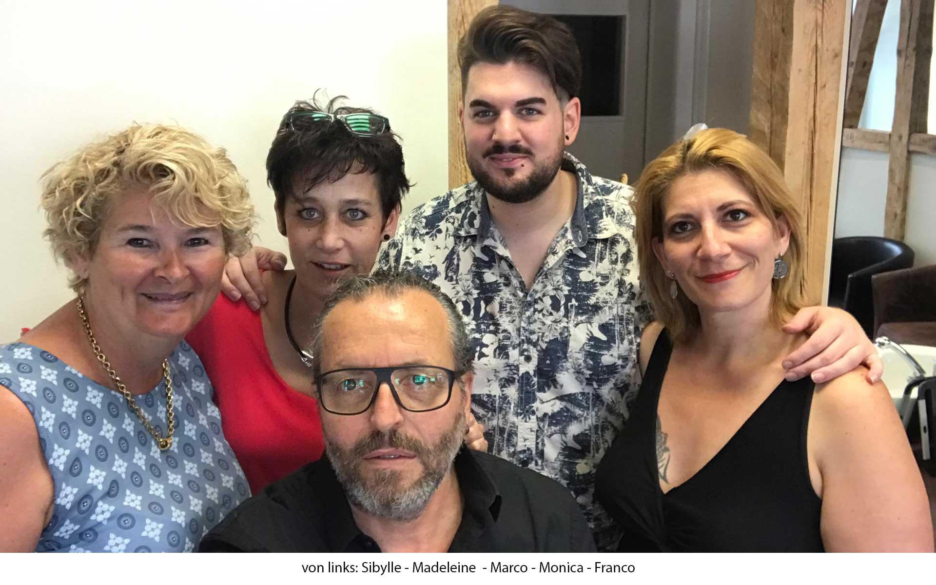 Team Coiffeur Fascino